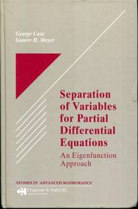 Separation of Variables for Partial Differential Equations: An Eigenfunction Approach (Studies in...