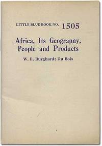 Africa, Its Geography, People and Products