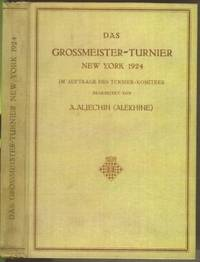Das Grossmeister-Turnier New York 1924