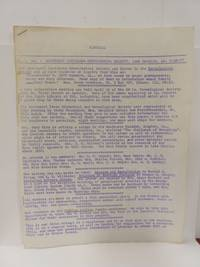 Kinfolks Volume 1 No 1  April 1977