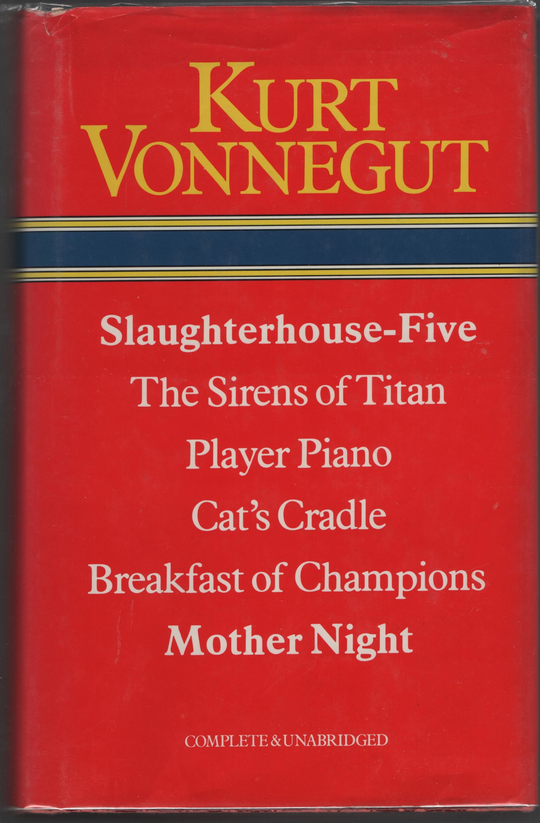 Slaughterhouse Five Book