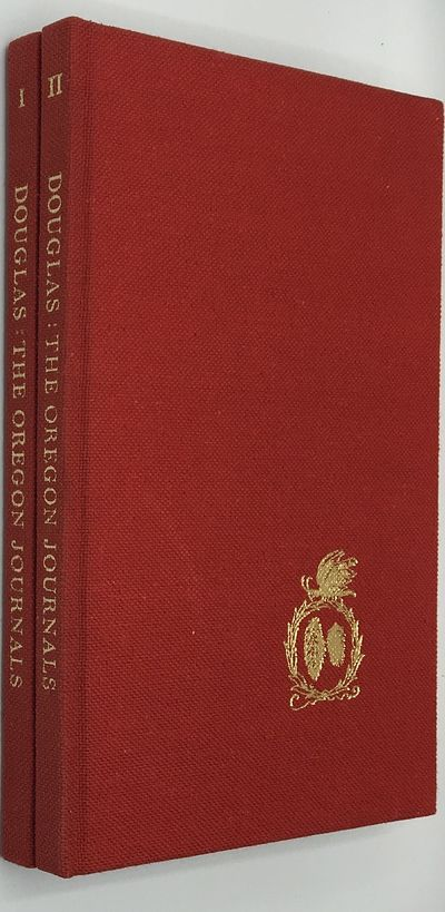 Ashland, OR: The Oregon Book Society, 1972. Two Volume Set. 87; 105-165pp. Quartos Both volumes boun...
