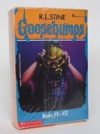 image of Goosebumps Books #9-#12