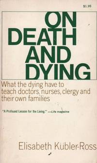image of On Death and Dying (Social Science Paperbacks)