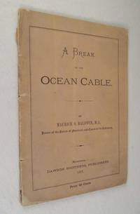 A Break in the Ocean Cable