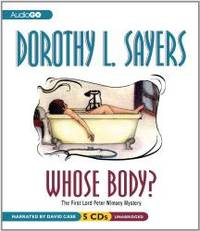 image of Whose Body? (Lord Peter Wimsey Series) (Lord Peter Wimsey Mysteries)