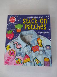 Klutz Make Your Own Stick-On Patches