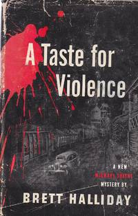 A Taste for Violence A Mike Shayne Mystery