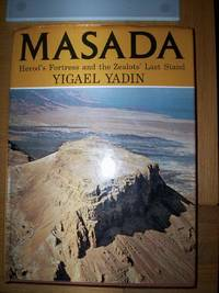 Masada : by Yigael Yadin - First Edition - 1966 - from R. E. Coomber  (SKU: 6136)