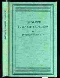 UNSOLVED BUSINESS PROBLEMS