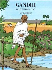 image of Gandhi, le pèlerin de la paix