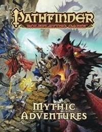 image of Pathfinder Roleplaying Game: Mythic Adventures