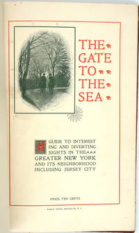 image of A Visitor's Guide to the Greater New York Jersey City and Suburbs