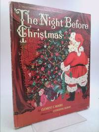 image of The Night Before Christmas (A Whitman Giant Tell-A Tale Book) by Clement C. Moore Hardback 1960