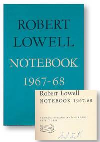 NOTEBOOK 1967-1968