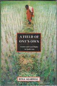 image of A FIELD OF ONE'S OWN