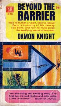 Beyond the Barrier by  Damon Knight - Paperback - 1965 - from Kayleighbug Books and Biblio.co.uk