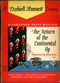 THE RETURN OF THE CONTINENTAL OP by  Dashiell Hammett - First edition - [1945] - from John W. Knott, Jr., Bookseller, ABAA/ILAB (SKU: 20882)