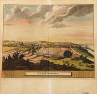 Vue de la Ville d'Aberhrothork by  Pieter van der AA - c1707 - from Peter Harrington (SKU: 69996)