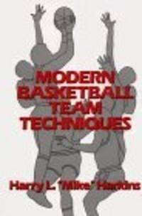Modern Basketball Team Techniques
