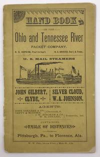 Hand Book of the Ohio and Tennessee River Packet Company [cover title]