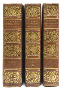 The Bibliographical Decameron; Or Ten Days' Pleasant Discourse upon Illuminated Manuscripts and subjects connected with early Engraving, Typography and Bibliography