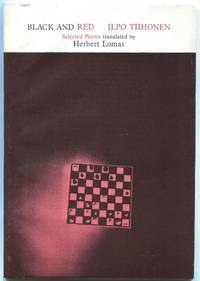 Black and Red / Ilpo Tiihonen: Selected Poems