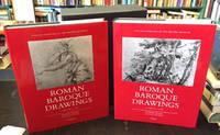 Roman Baroque Drawings, C.1620 to C.1700 2 Vols