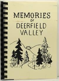 [VIRGINIA] MEMORIES OF DEERFIELD VALLEY