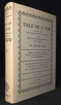image of A Tale of a Tub; To Which is Added the Battle of the Books and the Mechanical Operation of the Spirit (Includes Edmund Curll--Complete Key, &c.; W. Wotton--Observations upon the Tale of a Tub.)