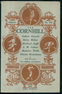 image of The Cornhill Magazine No.978 Spring 1949
