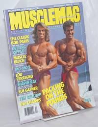 image of Robert Kennedy's MuscleMag International #114, December, 1991