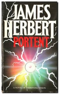 Portent by  James Herbert - Paperback - Reprint - 1993 - from Books in Bulgaria and Biblio.com