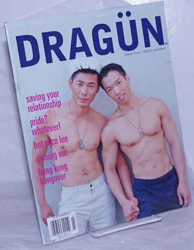 Toronto: Jimm Tran, 2000. Magazine. 44p., 8.25x10.75 inches, news, reviews, opinion, events, photos,...