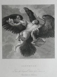 Ganymede. From the Original Picture by Titian in The National Gallery.