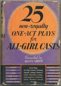 25 Non-Royalty One-Act Plays for All-Girl Casts
