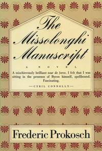 The Missolonghi Manuscript.