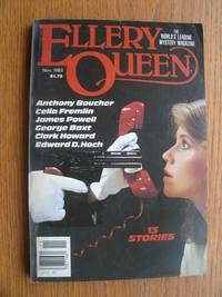 image of Ellery Queen's Mystery Magazine November 1983