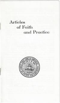 Articles of Faith and Practice