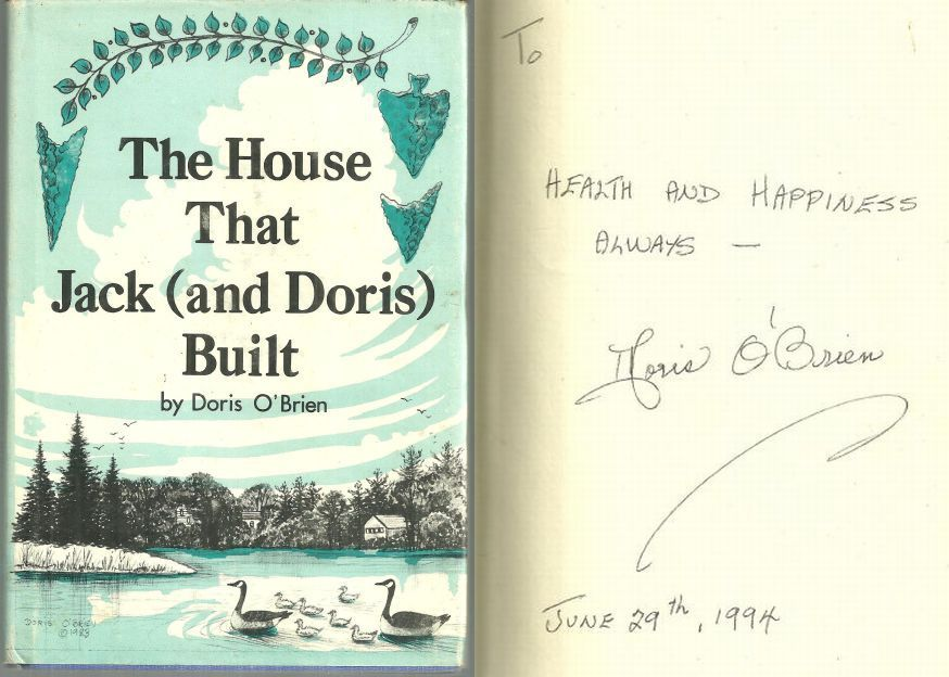 HOUSE THAT JACK AND DORIS BUILT, O'Brien, Doris