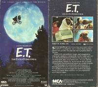 E.T. The Extra-Terrestrial [VHS]