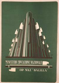 PAGELLA  MINISTERO EDUCAZIONE NAZIONALE OP. NAZ. BALILLA
