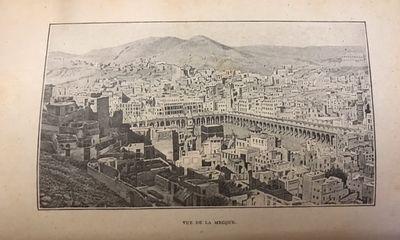Mon voyage a la Mecque: ouvrage...