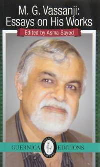 M G VASSANJI ESSAYS ON HIS (Essential Writers) by SAYED A - Paperback - from World of Books Ltd and Biblio.com