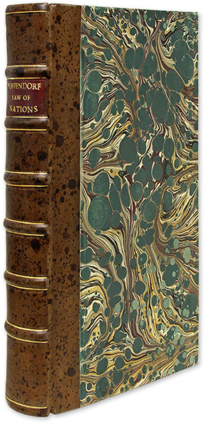 1710. London, 1717. 3rd ed.. London, 1717. 3rd ed. Early English Edition of Pufendorf Pufendorf, Sam...