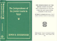 The Jurisprudence of the Jewish Courts in Egypt: Legal..