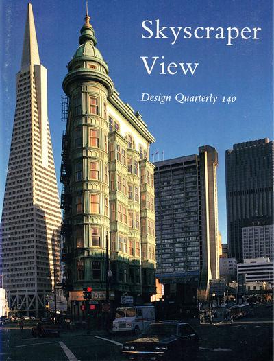 Minnaepolis: Walker Art Center, 1988. Paperback. Very good. 48pp. Very good in publisher's stapled w...