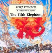 The Fifth Elephant Discworld Novels Audio