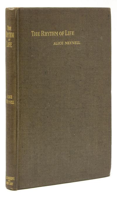 London: Elkin Mathews & John Lane, 1894. First edition, Large Paper Copy, #44 of 50 copies, SIGNED. ...