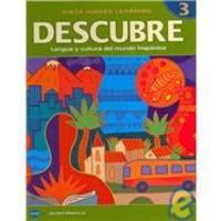 DESCUBRE, nivel 3 - Lengua y cultura del mundo hispánico - Student Edition